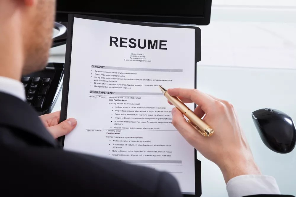 How to Write Compelling Resume  LinkedIn Profile Bullets HELLMANN