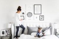 Bedroom Gallery Wall - Hello Fashion