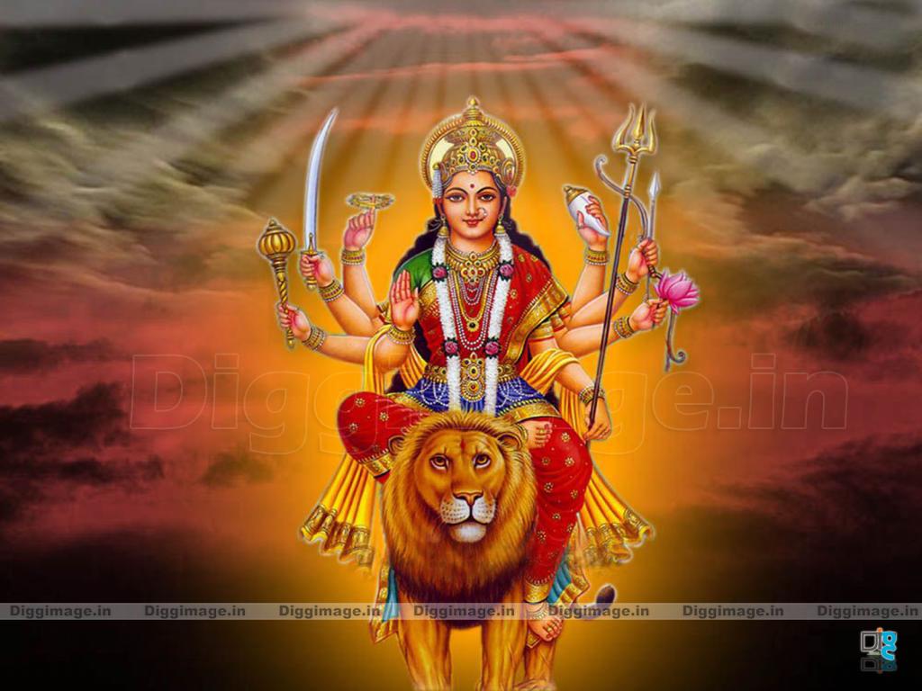 Maa Durga Wallpaper 3d Dussehra Hello Hyderabad