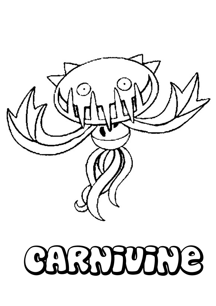 cacturne pokemon coloring page auto electrical wiring diagramgrass pokemon coloring pages