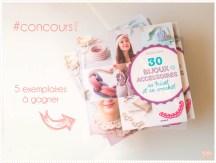<span>Concours</span> Gagnez 5 exemplaires de mon livre 30 bijoux et accessoires au tricot et au crochet