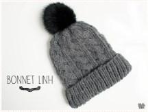 <span>Tricot</span> Linh, le bonnet qui donne chaud