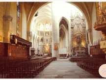 <span>Toulouse #3</span> De la Cathédrale St Etienne aux bords de la Garonne