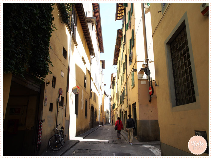 Florence 05.2014 - Ruelles
