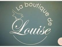 <span>La boutique de Louise</span> Concours !
