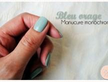 <span>Manucure</span> L'orage avant les beaux jours