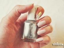 <span>Manucure</span> Essie mon chéri