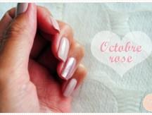 <span>Manucure</span> Octobre rose #13