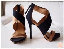<span>Vide dressing</span> Stilettos open-toes Zara [Vendu!]