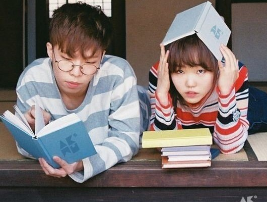 Akdong Musician, RE-BYE, Spring Vol.1,How people move,