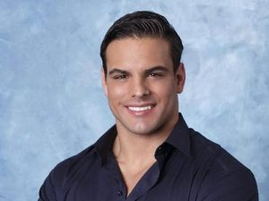 James on the Bachelorette.