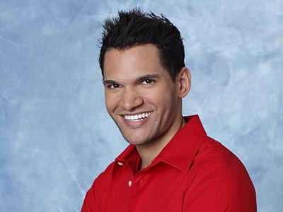 Mike R. on the Bachelorette.