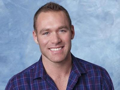 Nick M. on the Bachelorette.