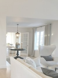 Rustic Decor: My Belgian Style Living Room - Hello Lovely