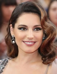 Bridal hair ideas inspired by celebrities - Photo 1