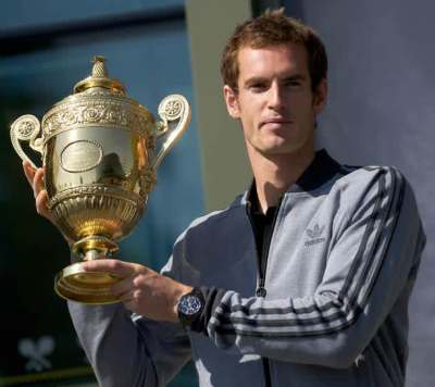 Andy Murray: Facts, figures, trivia and information about the tennis star