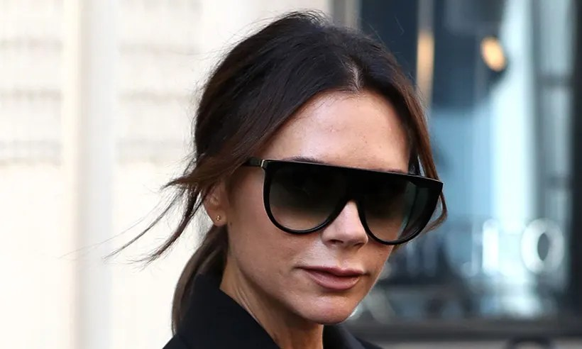 Victoria Beckham Surprises By Wearing An Unexpected Colour
