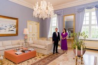 Princess Mary shows off her royal living room  see how it ...
