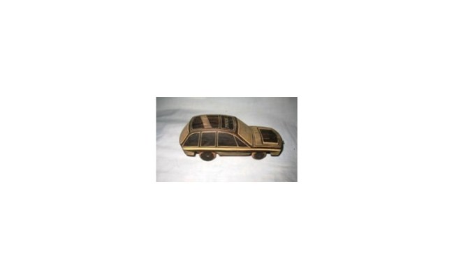 African Wooden Toy Car From Uganda Toys