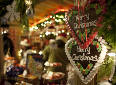 Vancouver Christmas Market - November 24 to December 24, 2011 (video)