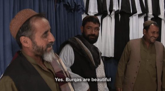Story of Burqa: Case of a Confused Afghan world premiere at DOXA Documentary Film Festival - May 10, 2012