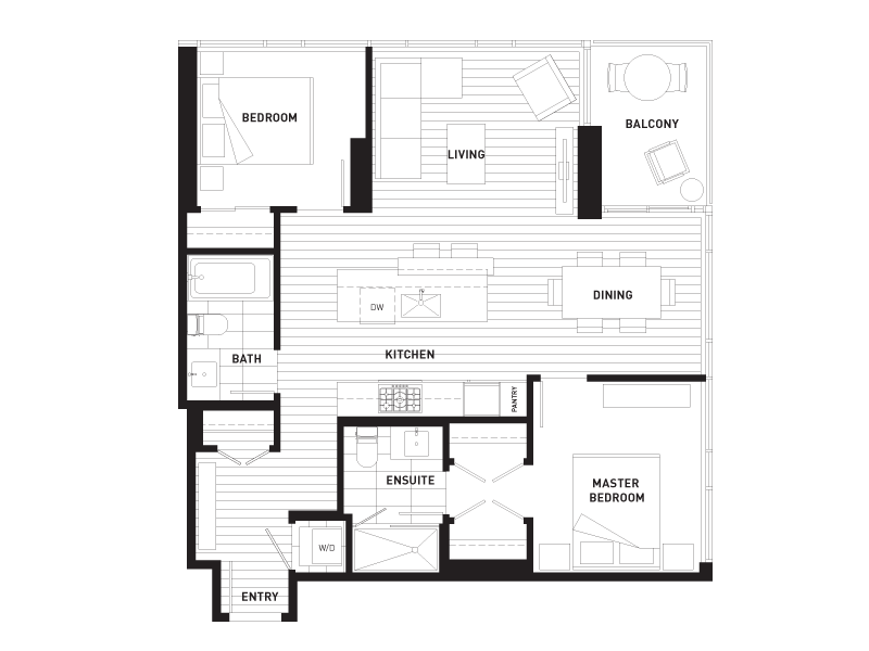 station square price floorplans burnaby metrotown new nighthawk model in the station square at prairie crossing