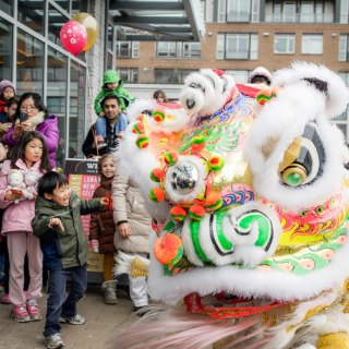 Lunar New Year celebrations at Wesbrook Village offer entertaining family fun with a focus on Chinese culture