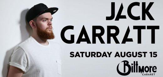 Jack Garratt at Biltmore Cabaret - August 15, 2015