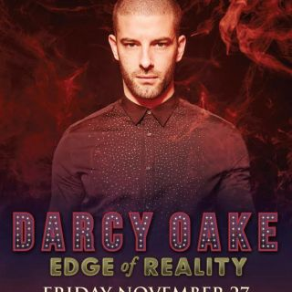 Master Illusionist Darcy Oake Brings Edge Of Reality World Tour To Vancouver