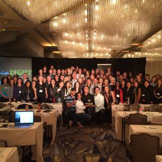 sociaLIGHT 2015 Came and Ignited Vancouver
