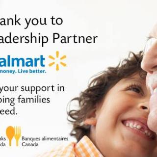 Walmart Canada Announces $1.2 million Donation to Breakfast Club of Canada and Food Banks Canada