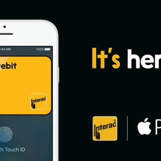 Apple Pay now supports Interac in Canada