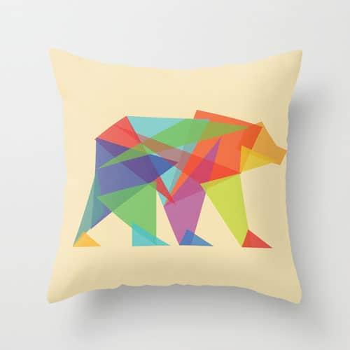 8 Playful Throw Pillows For Kids