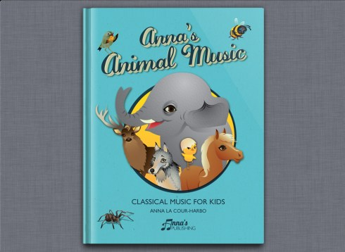 Book Cover for Anna's Animal Music