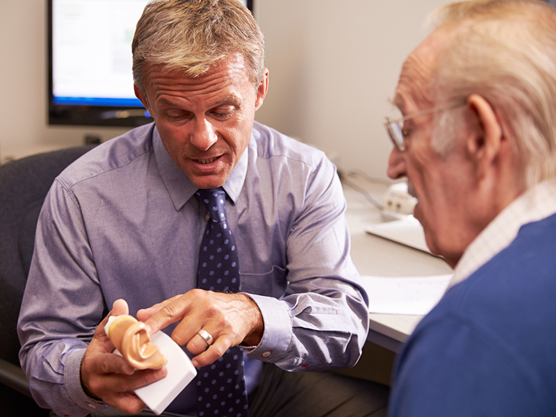 How Do Doctors With Hearing Loss Manage Their Jobs - jobs for people with hearing loss