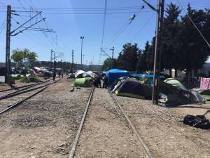 Updates on the Idomeni camp clearance