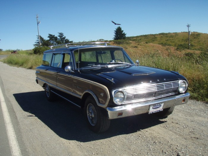 Hemmings Find of the Day \u2013 1963 Ford Falcon Deluxe S Hemmings Daily