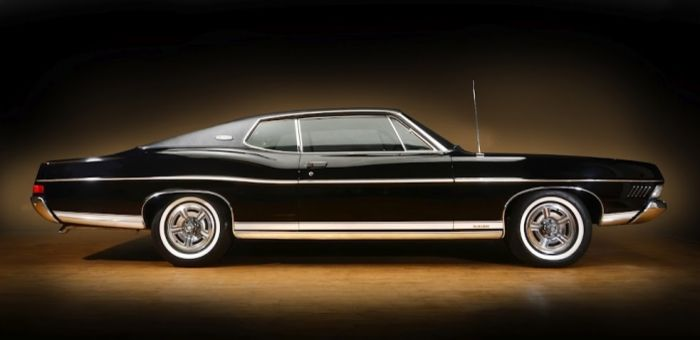 Hemmings Find of the Day \u2013 1968 Ford Galaxie 500XL Hemmings Daily