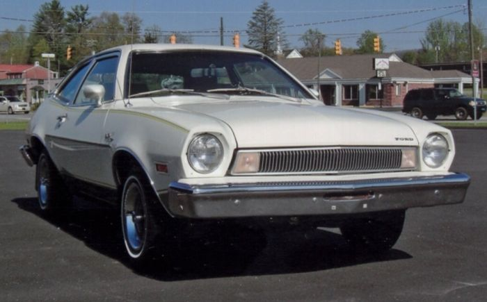 Hemmings Find of the Day \u2013 1974 Ford Pinto Hemmings Daily