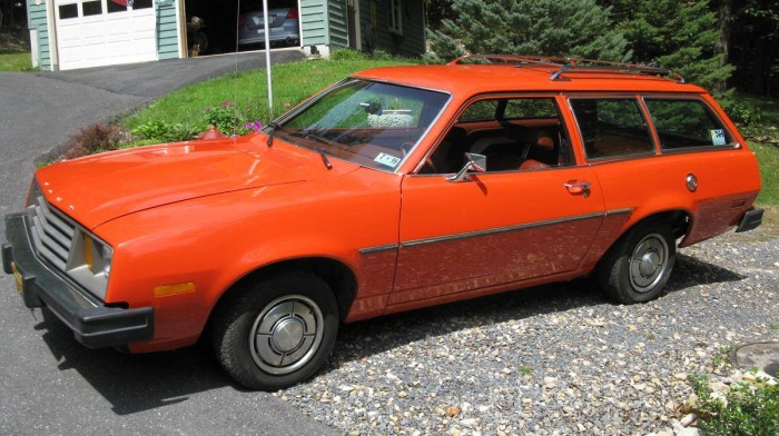 Hemmings Find of the Day \u2013 1980 Ford Pinto Wagon Hemmings Daily