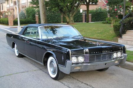 Hemmings Find of the Day \u2013 1966 Lincoln Continental Hemmings Daily