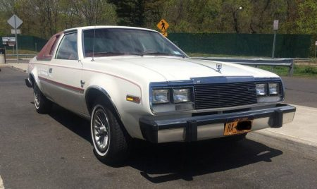 Hemmings Find of the Day \u2013 1982 AMC Concord Hemmings Daily