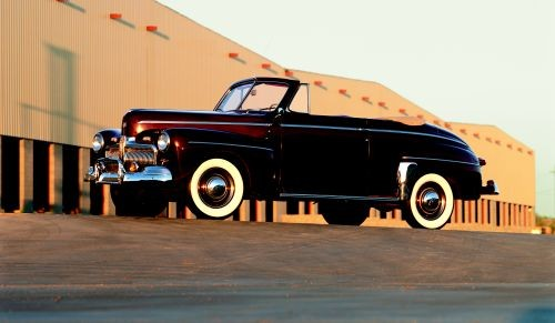 Wartime Rations \u2013 1942 Ford Hemmings Daily
