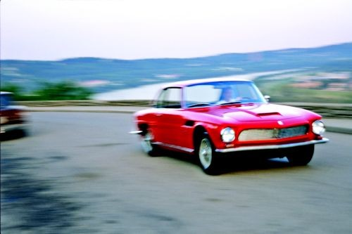 Red Blooded \u2013 1965 Iso Rivolta GT Hemmings Daily