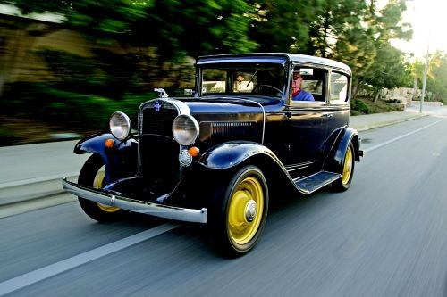 Bowtie Beauty \u2013 1931 Chevrolet Independence Hemmings Daily