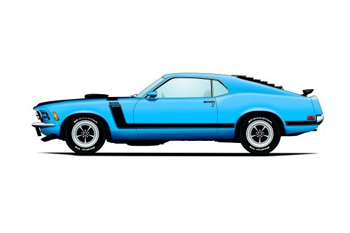 1970 Ford Mustang Boss 302 Hemmings Daily