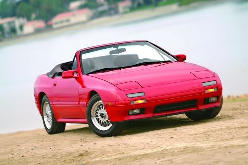 1988-\u002791 Mazda RX-7 Convertible Hemmings Daily