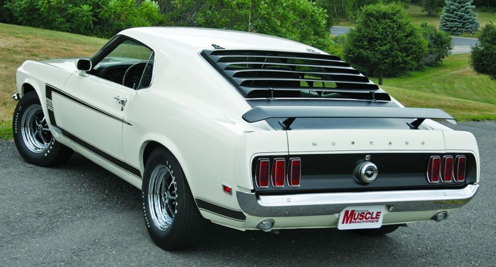 1969 Ford Mustang Boss 302 Hemmings Daily