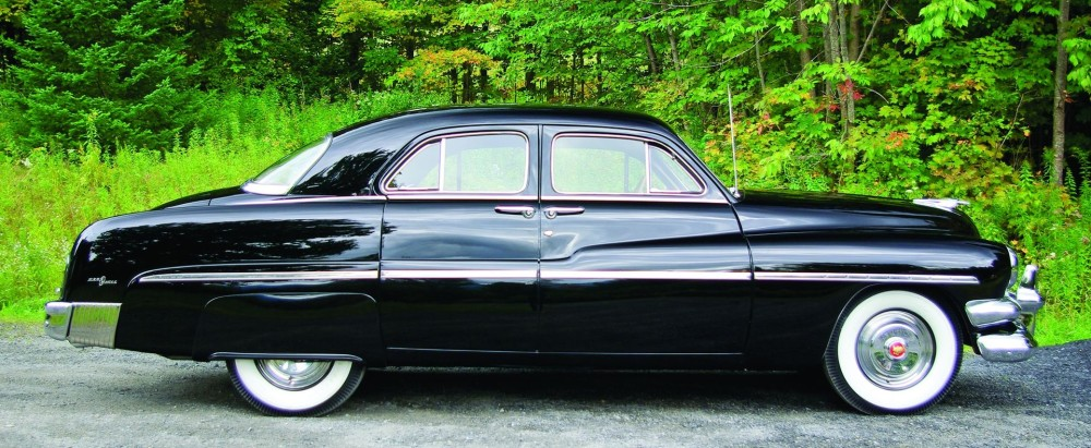 1951 Mercury Sport Sedan Hemmings Daily