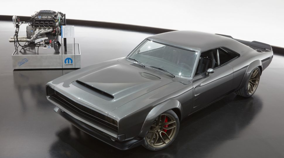 Mopar\u0027s Hellephant crate engine and Super Charger bl Hemmings Daily